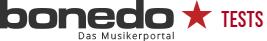 Logo bonedo Tests